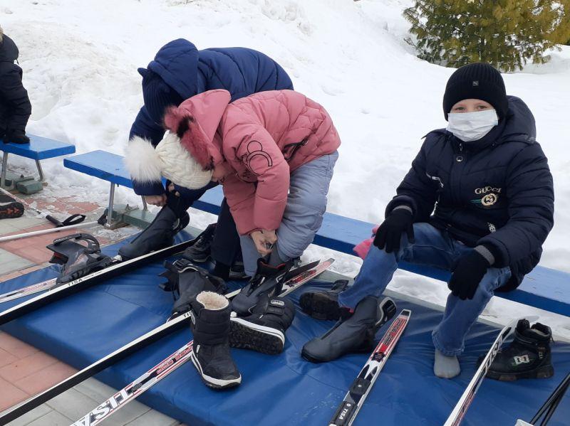 Фестиваль зимних видов спорта