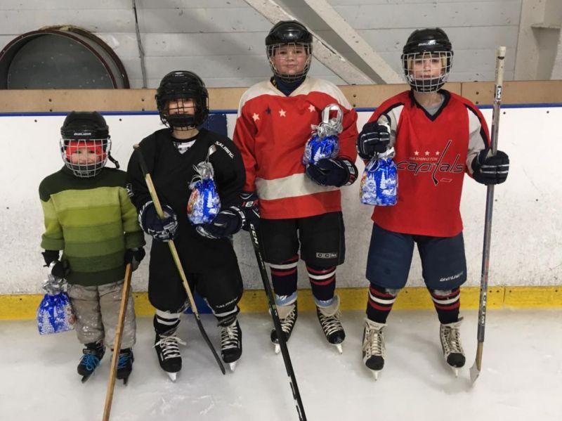 Новогодние новости хоккея