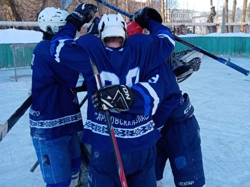 Чемпионат по хоккею: финал