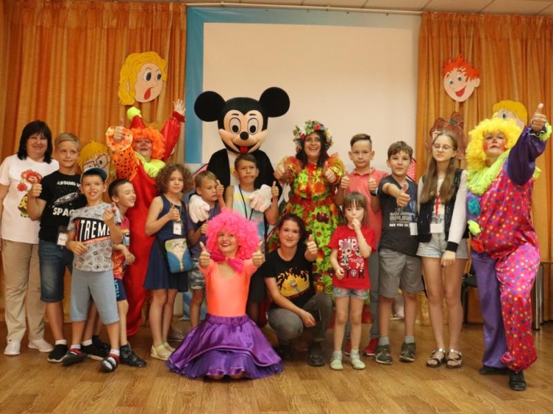 Вечеринка с «Mickey Mouse & К»