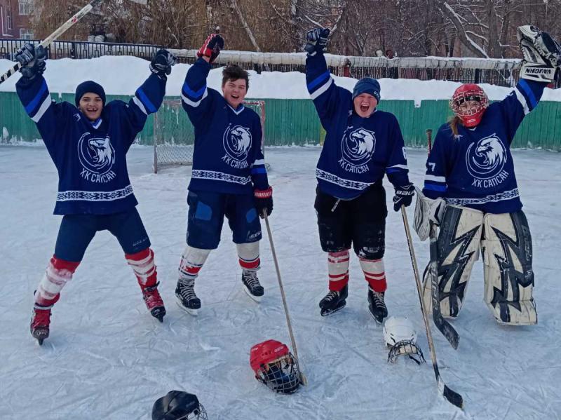 Школьный чемпионат по хоккею: продолжение