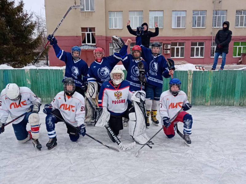 Чемпионат по хоккею продолжается!