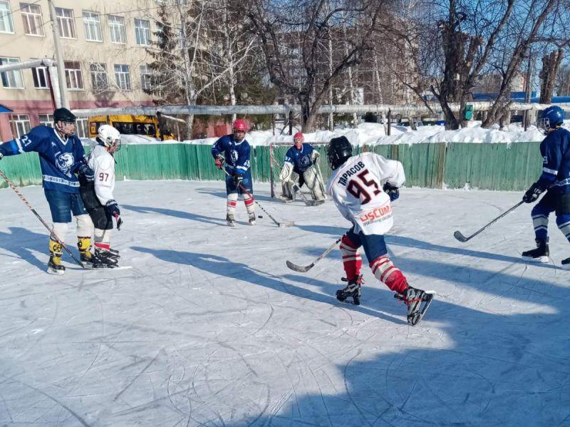 Чемпионат по хоккею: сложная игра